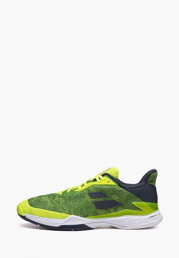 мужские кроссовки babolat, зеленые
