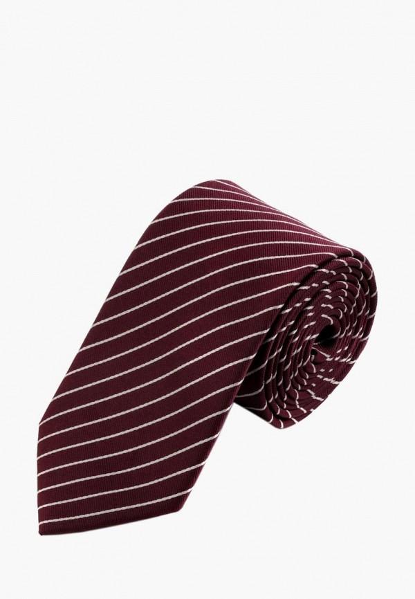 мужские галстуки и бабочки pierre lauren, бордовые