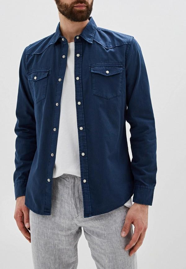 Рубашка джинсовая Colin's Colin's MP002XM0SU74 fu shen virtue основной цвет тяжелой воды мыть чистого хлопка тонкая джинсовая рубашка мужской ycf71013 синий 42 175 100