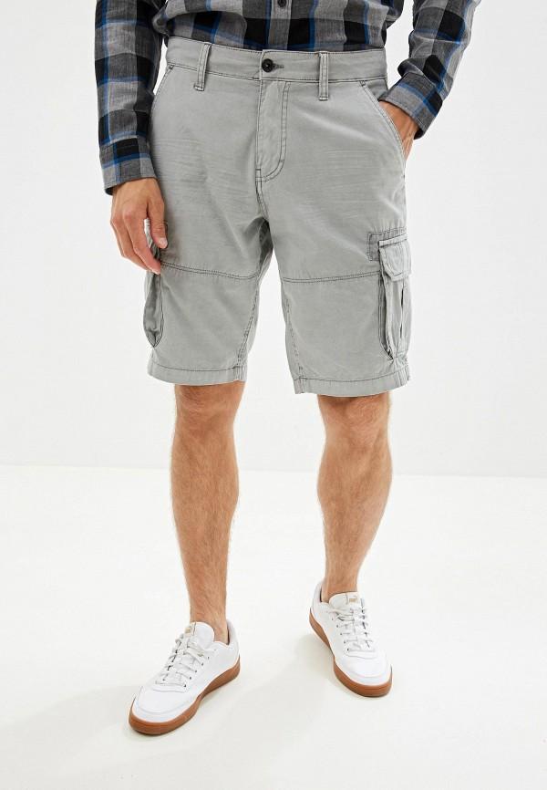 мужские шорты colin's, серые