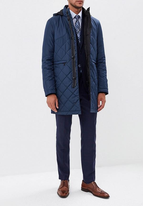 Куртка утепленная Absolutex цвет синий  Фото 2
