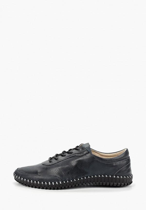 мужские туфли dino ricci, синие