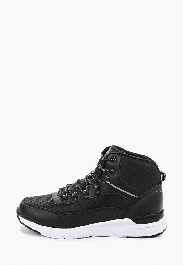 мужские ботинки timejump, черные