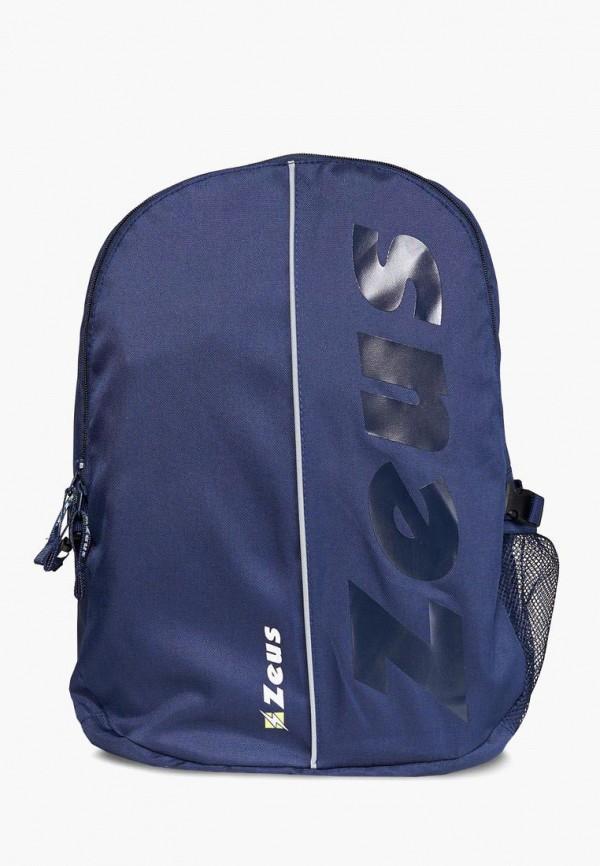мужской рюкзак zeus, синий