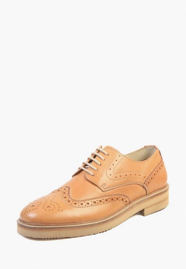 мужские туфли airbox, бежевые