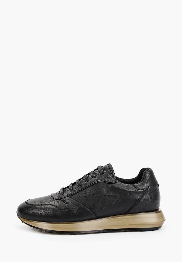 мужские низкие кроссовки mascotte, черные