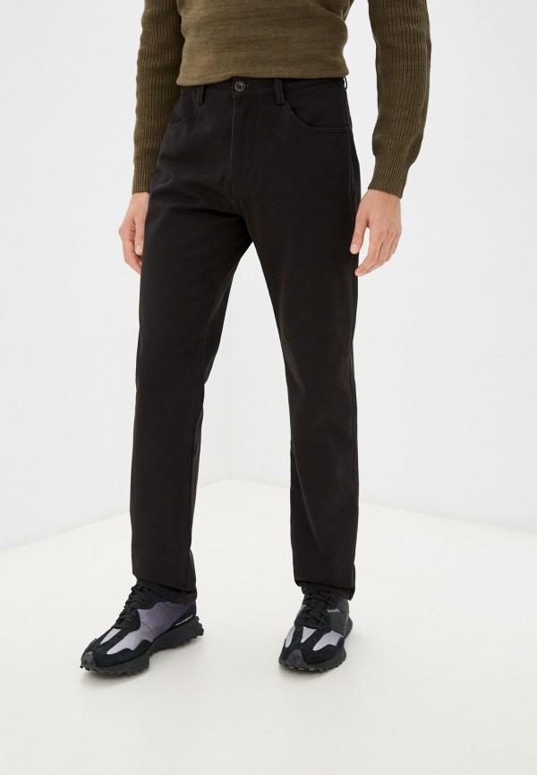мужские прямые брюки baon, черные