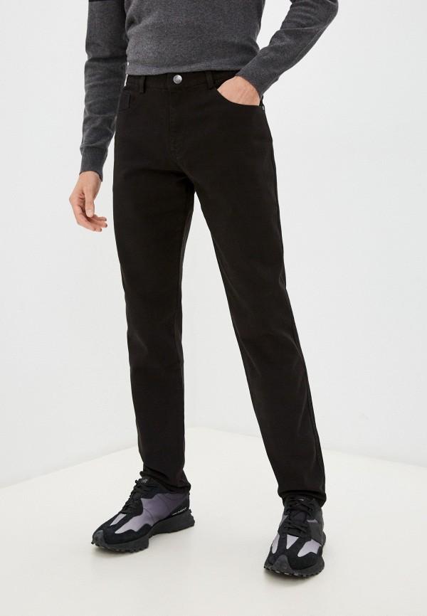 мужские повседневные брюки baon, черные