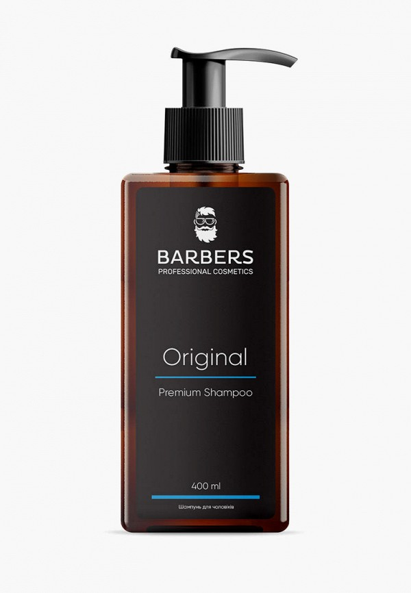 шампунь barbers