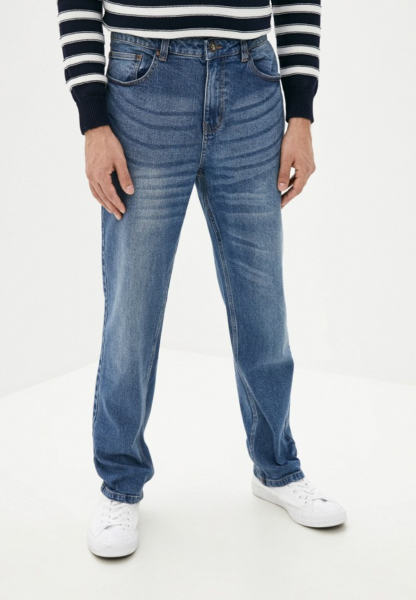 Фото - Мужские джинсы Befree синего цвета