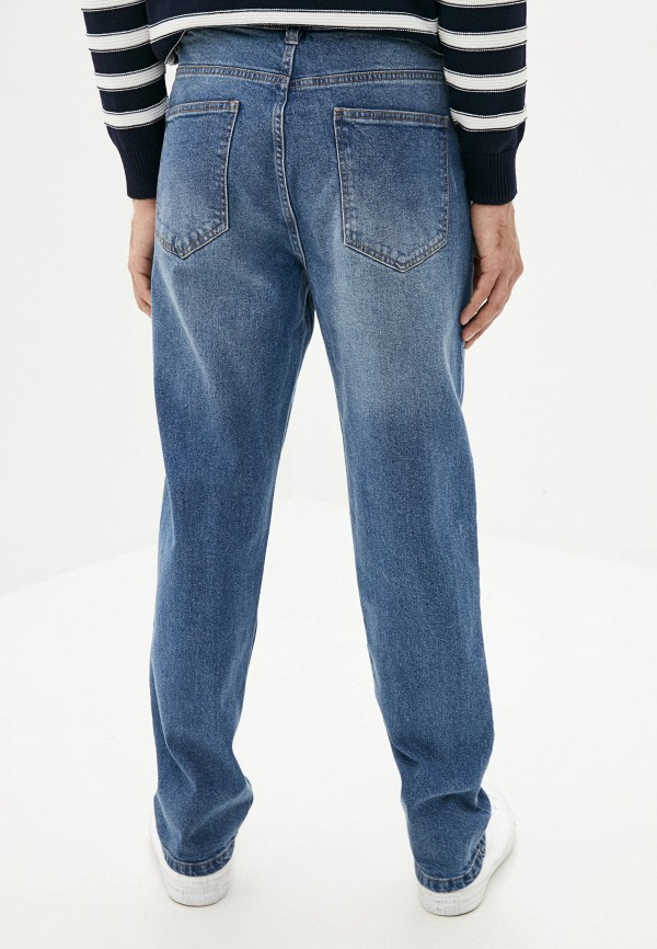 Фото 3 - Мужские джинсы Befree синего цвета