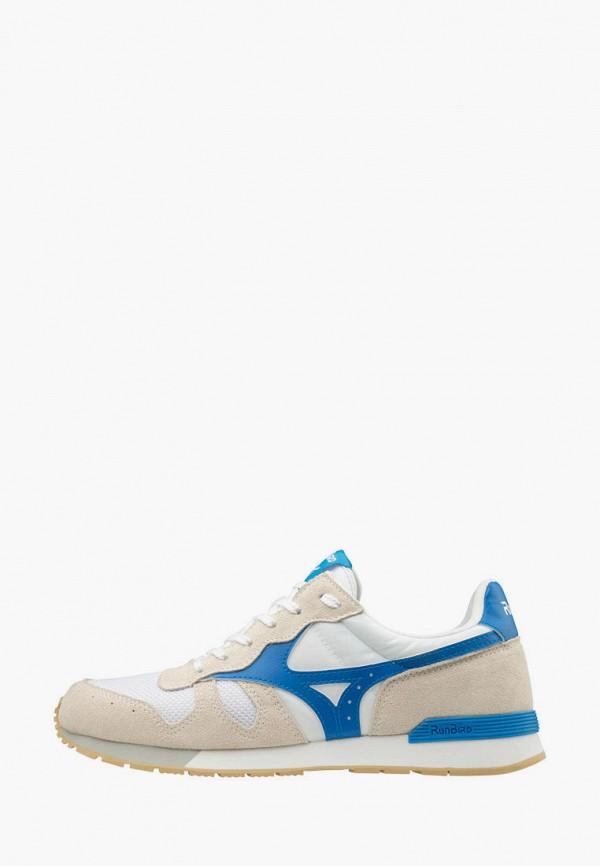 мужские кроссовки mizuno, бежевые
