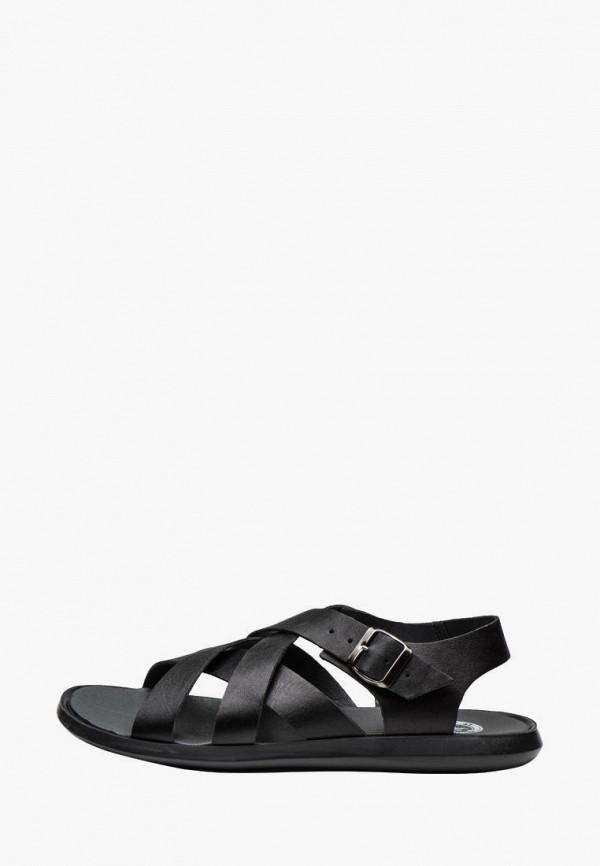 мужские сандалии broni, черные