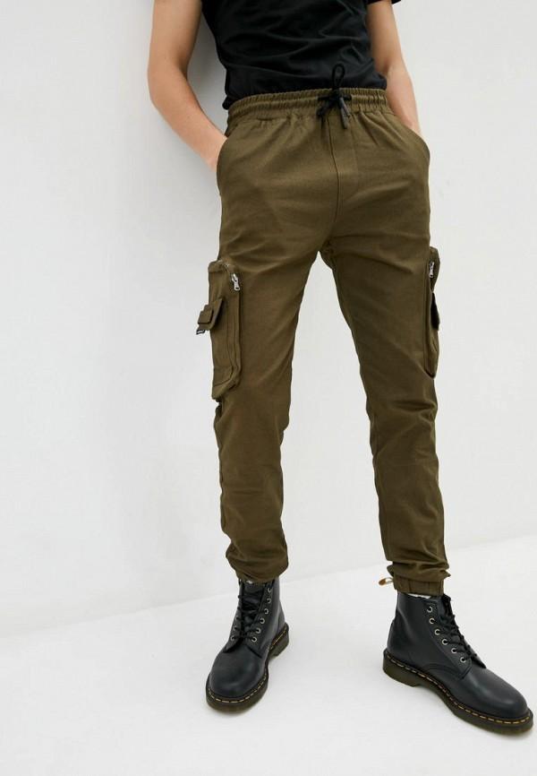 мужские брюки red polo, хаки