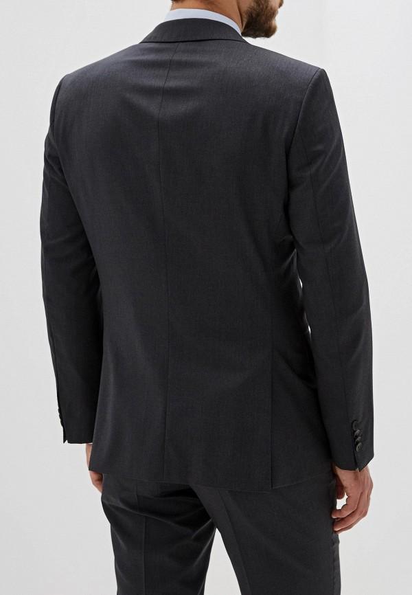 Пиджак Boss Hugo Boss цвет серый  Фото 3