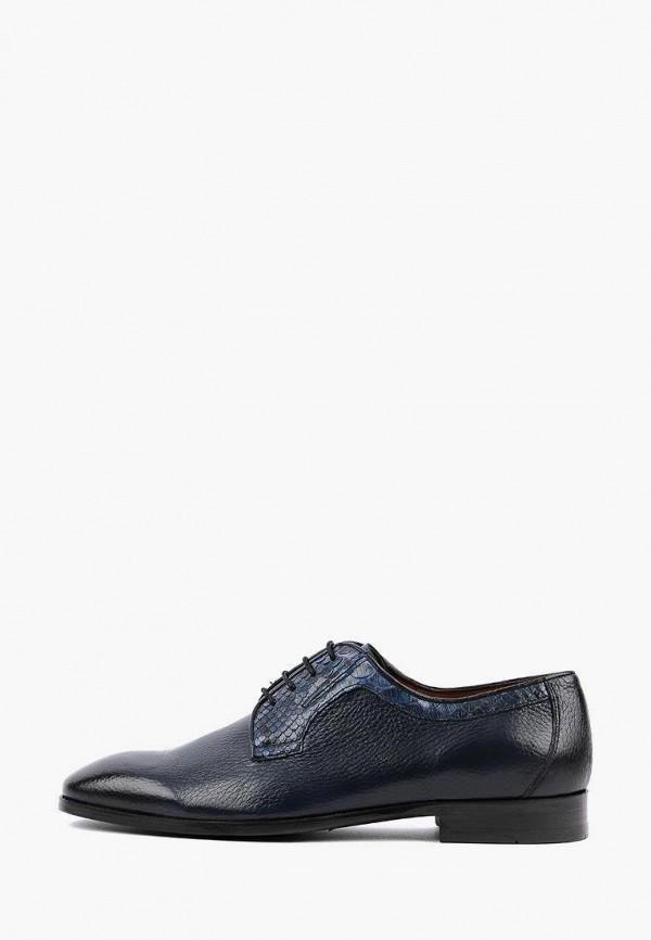 мужские туфли leberdes, синие