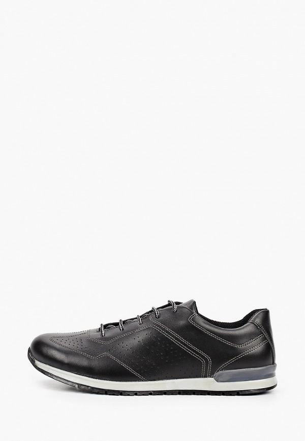 мужские низкие кроссовки goodzone, черные
