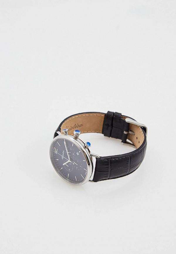 Часы Adriatica A8299.5255CH, цвет синий. Цена: 23800 р. Коллекция: Весна-лето 2020, Пол: men, Сезонность: мульти, Страна-изготовитель: Швейцария - фото 3