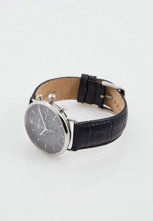Часы Adriatica A8299.5256CH, цвет черный. Цена: 26000 р. Коллекция: Весна-лето 2020, Пол: men, Сезонность: мульти, Страна-изготовитель: Швейцария - фото 3