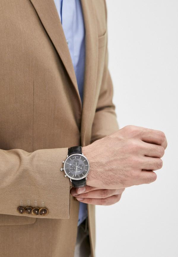Часы Adriatica A8299.5256CH, цвет черный. Цена: 26000 р. Коллекция: Весна-лето 2020, Пол: men, Сезонность: мульти, Страна-изготовитель: Швейцария - фото 5