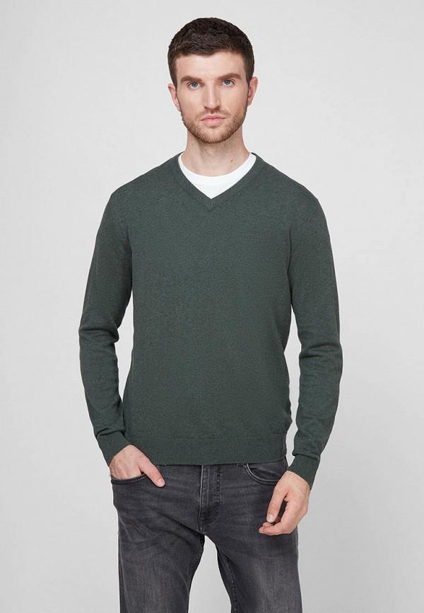 мужской пуловер esprit, бирюзовый