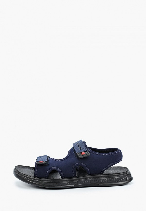 мужские сандалии zenden active, синие