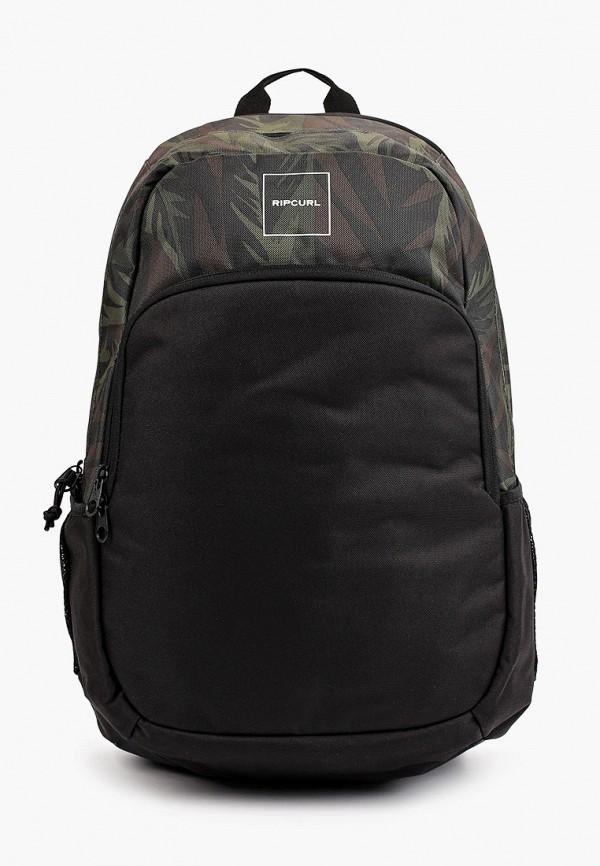 мужской рюкзак rip curl, черный