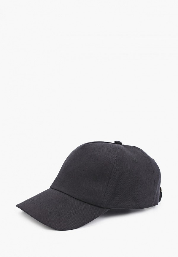 мужская бейсболка mark formelle, черная