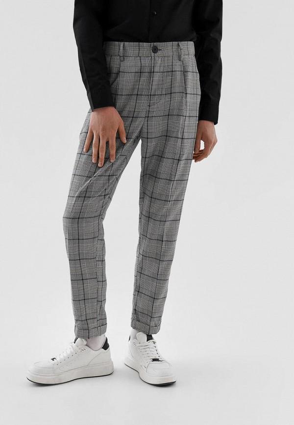 мужские повседневные брюки o'stin, серые