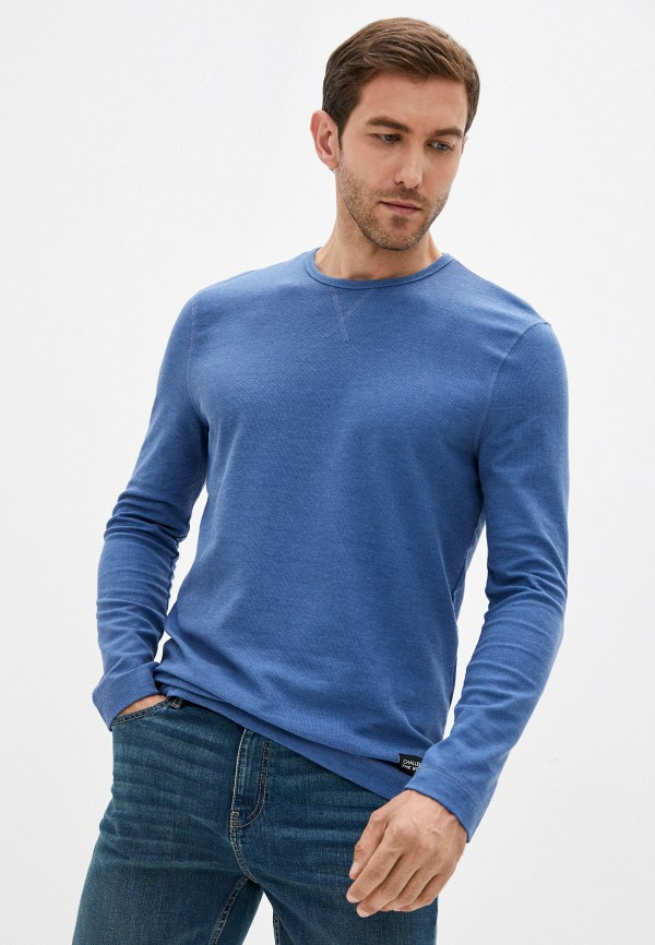 Джемпер Zolla голубого цвета