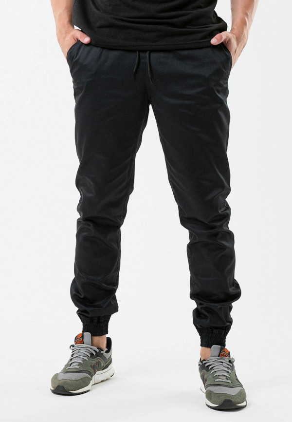 мужские брюки intruder, черные