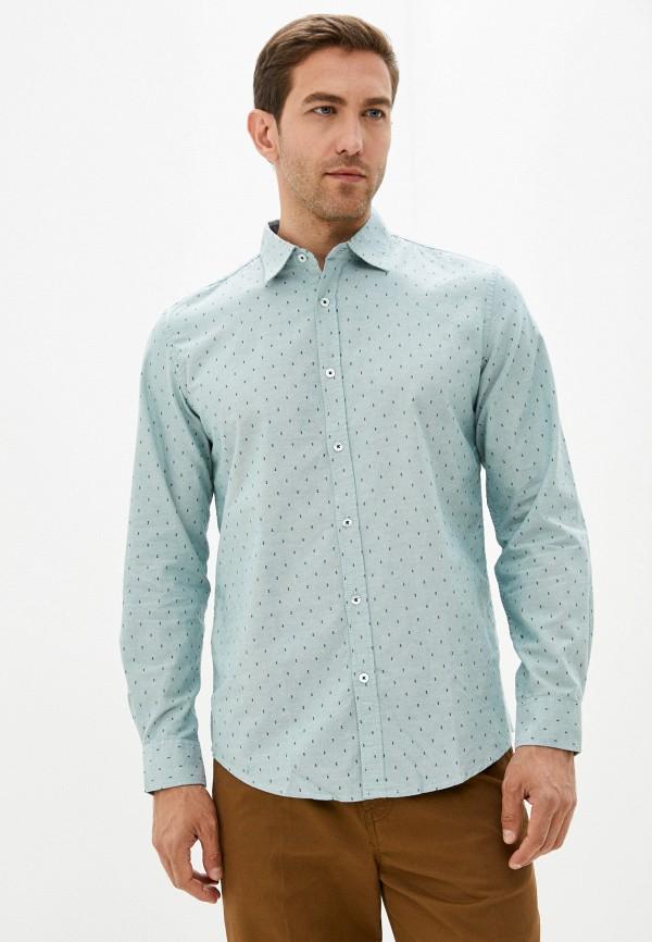 Рубашка O'stin зеленого цвета
