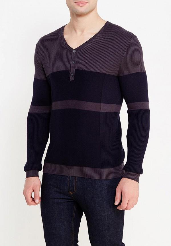 мужской пуловер colin's, разноцветный