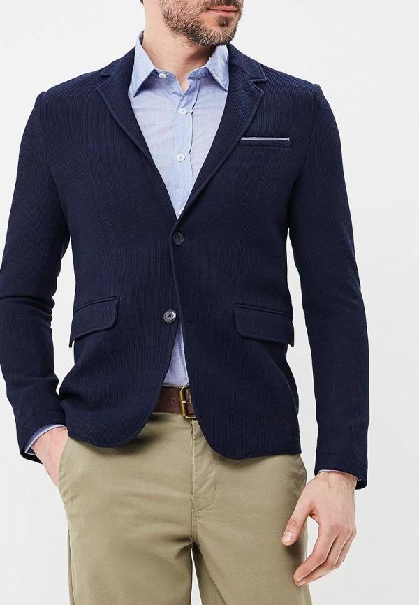 мужской пиджак colin's, синий