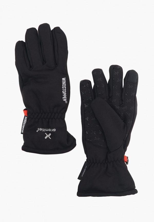 мужские перчатки extremities, черные