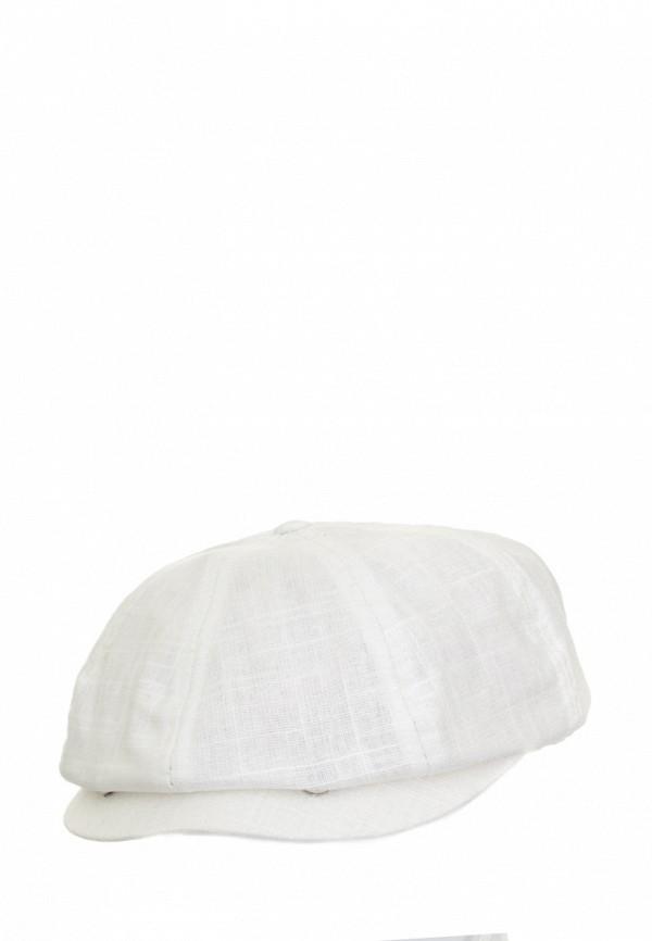 мужская кепка anna bask, белая