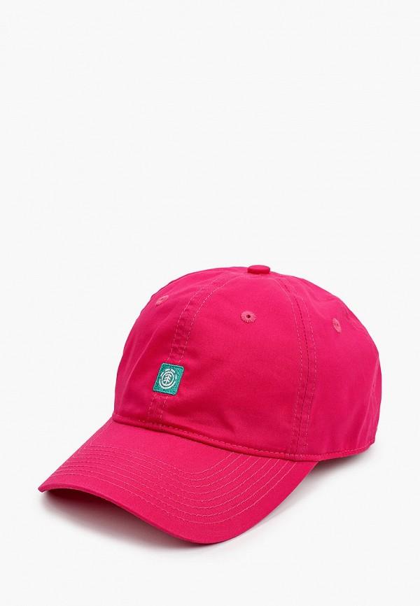 Бейсболка Element розового цвета