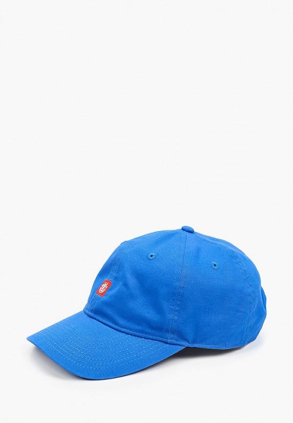 Бейсболка Element синего цвета