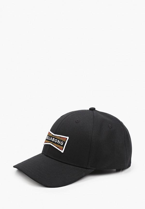 Бейсболка Billabong черного цвета