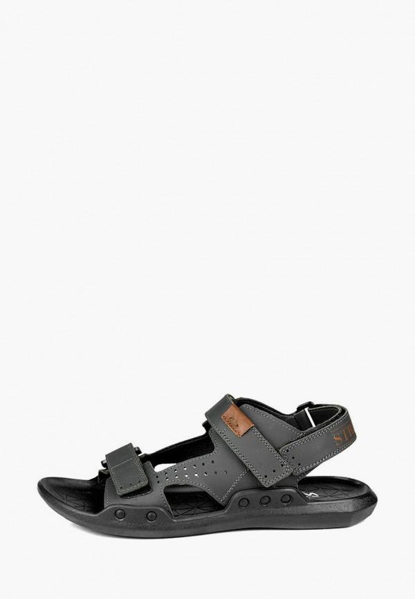 мужские сандалии mida, хаки