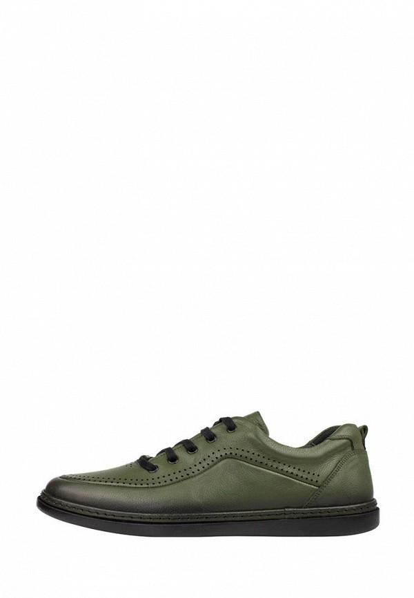 мужские кроссовки springer, зеленые