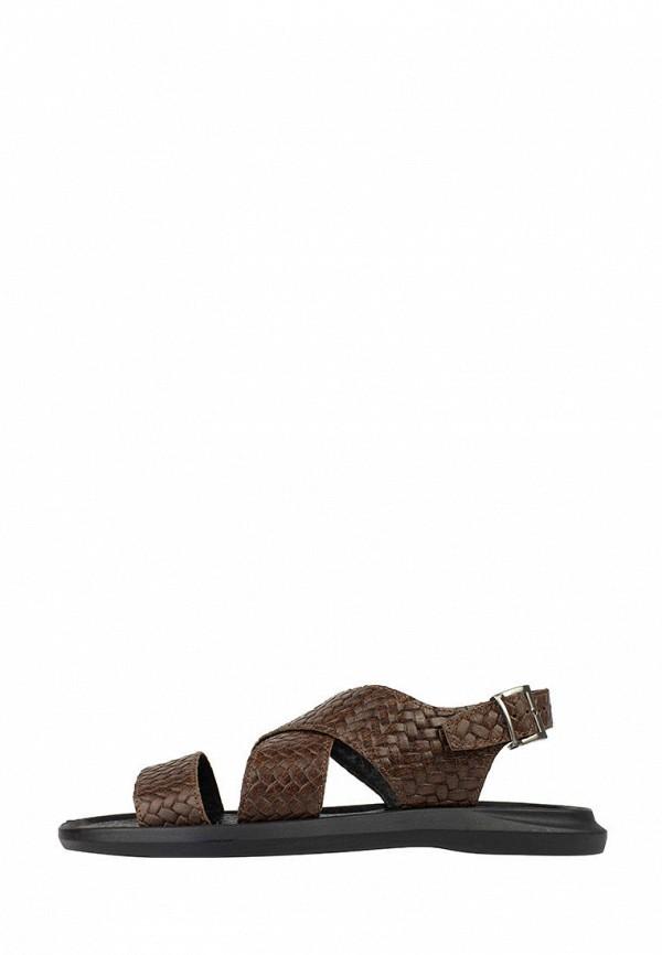 мужские сандалии alromaro, коричневые