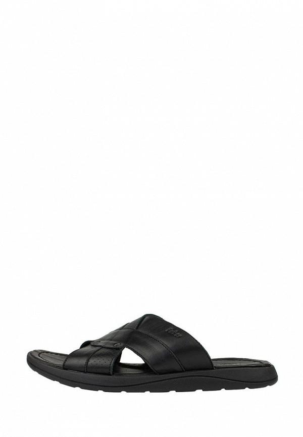 мужские сандалии faber, черные