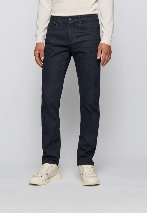 мужские прямые джинсы boss, серые