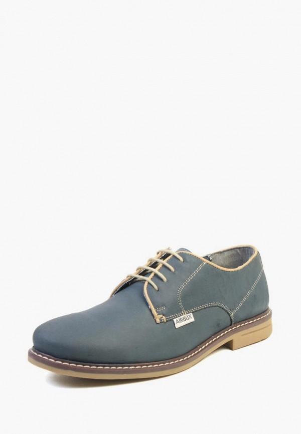 мужские низкие ботинки airbox, синие