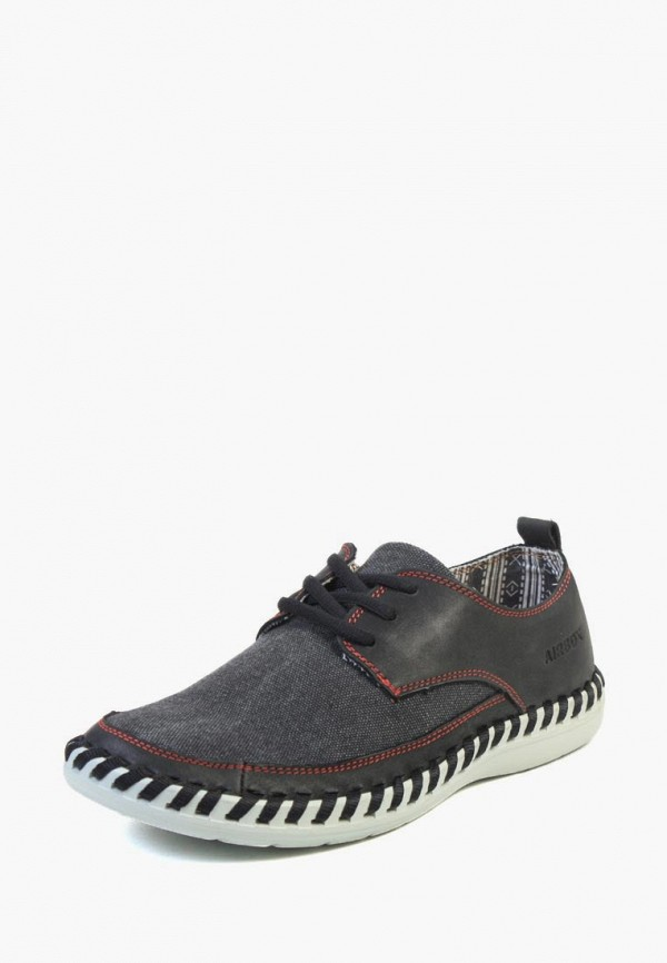 мужские кроссовки airbox, черные