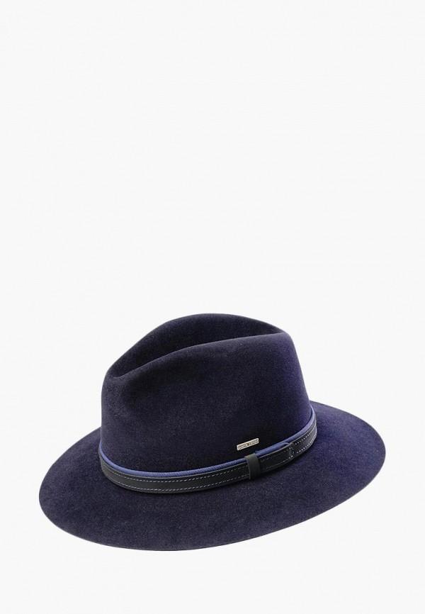 Шляпа Pierre Cardin цвет синий