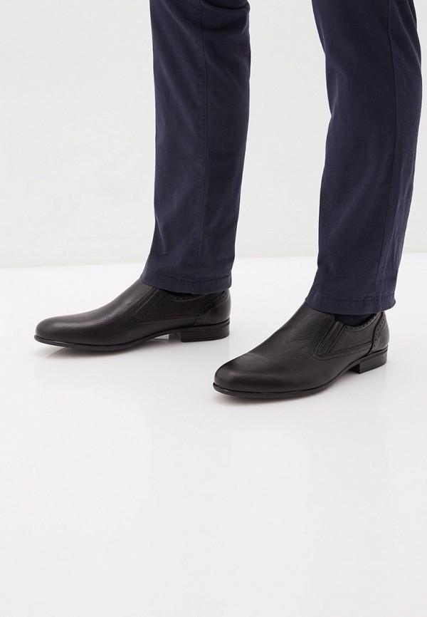 Туфли Alessio Nesca цвет черный  Фото 6