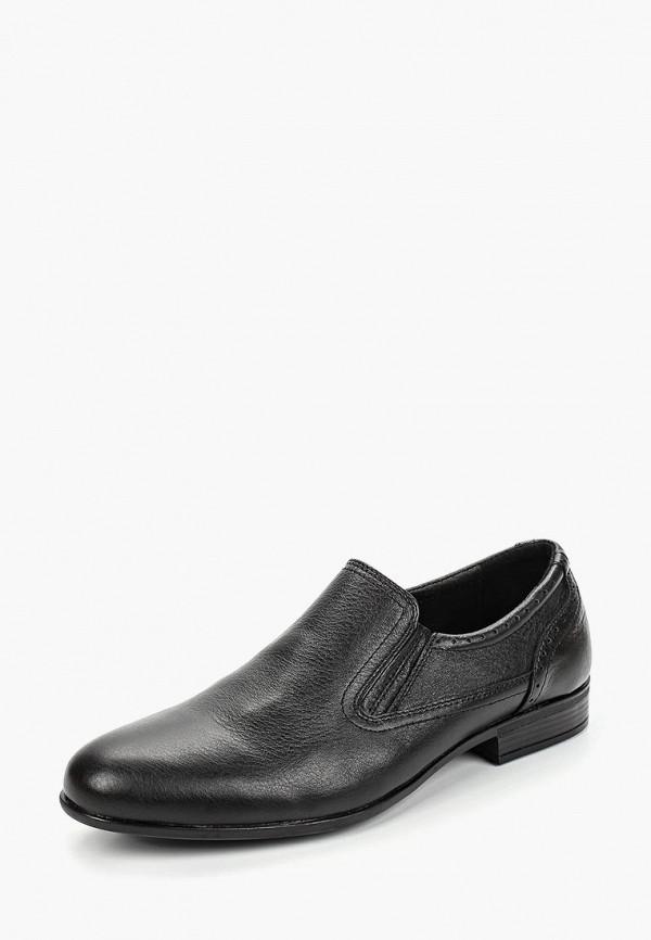 Туфли Alessio Nesca цвет черный  Фото 2