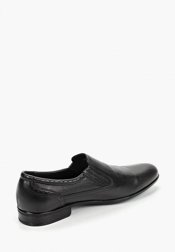 Туфли Alessio Nesca цвет черный  Фото 3
